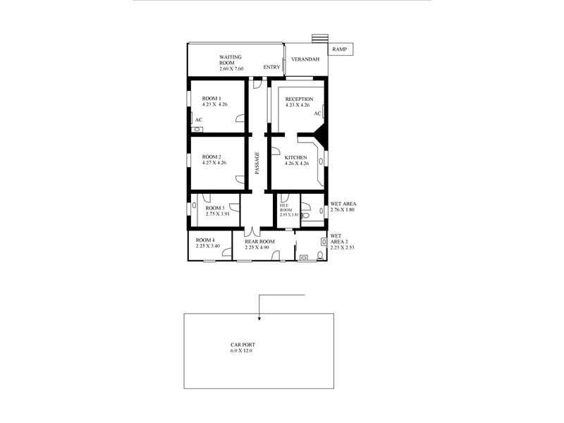 34 Mortlock Terrace Port Lincoln SA 5606 - Floor Plan 1