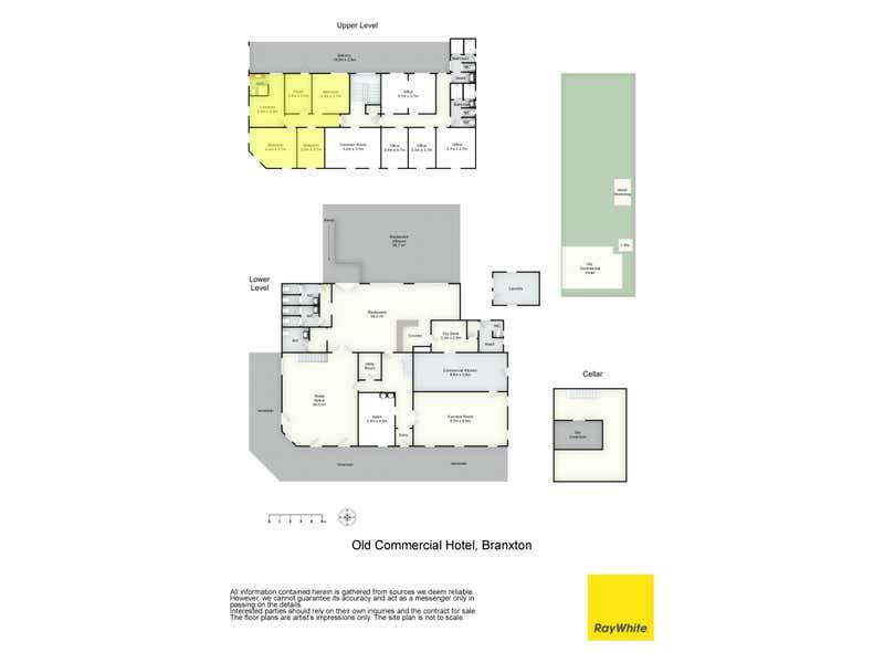 Office Suite 45 Maitland Street Branxton NSW 2335 - Floor Plan 1