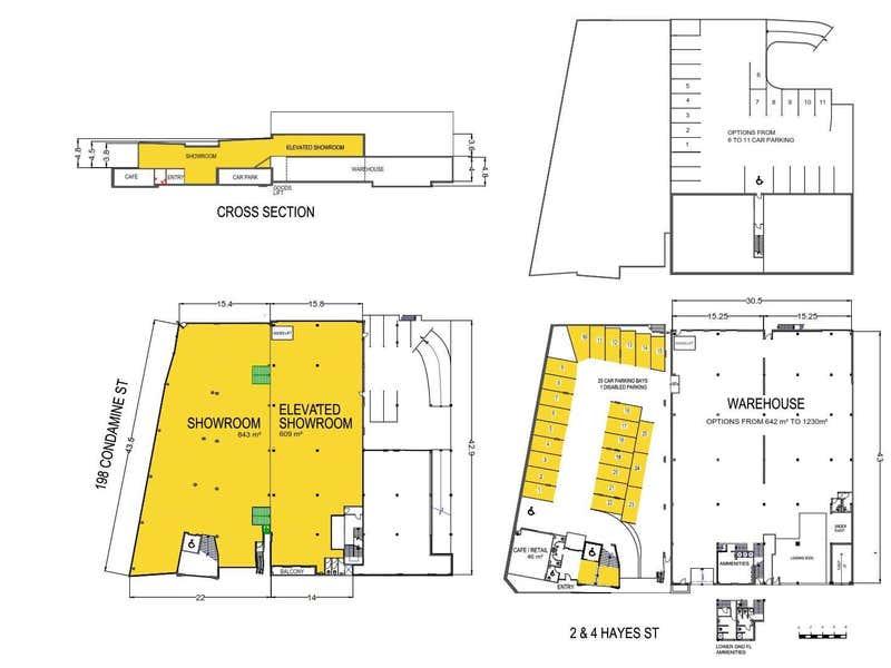 198 Condamine Street Balgowlah NSW 2093 - Floor Plan 1