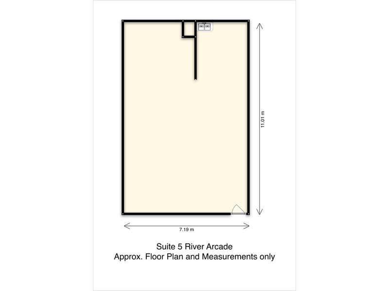 River Arcade, Suite 5/212-214 Victoria Street Taree NSW 2430 - Floor Plan 1