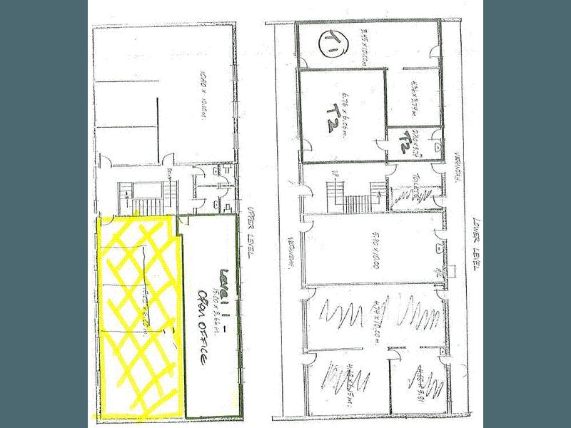 Level 1, 397-399 Glen Osmond Road Glen Osmond SA 5064 - Floor Plan 1