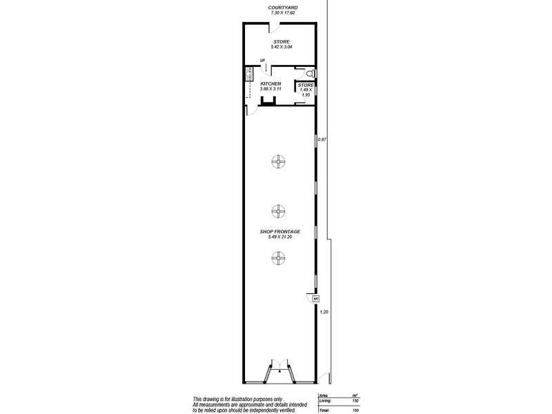 125 Melbourne street North Adelaide SA 5006 - Floor Plan 1