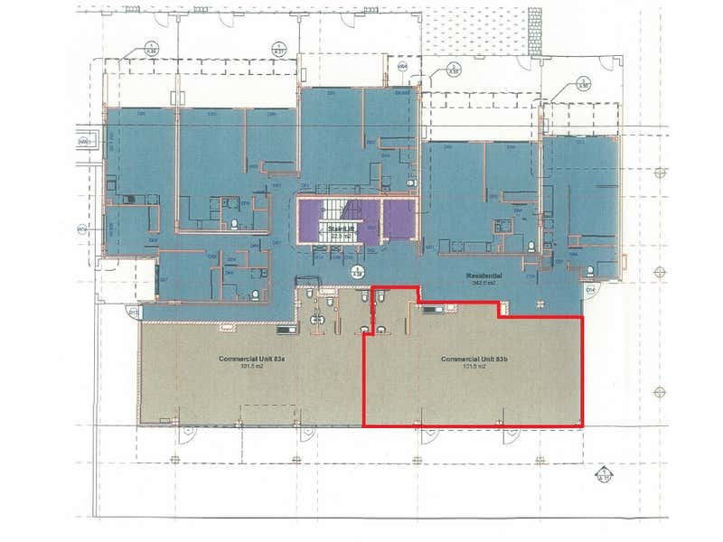 83B/15 Braybrooke Street Bruce ACT 2617 - Floor Plan 1