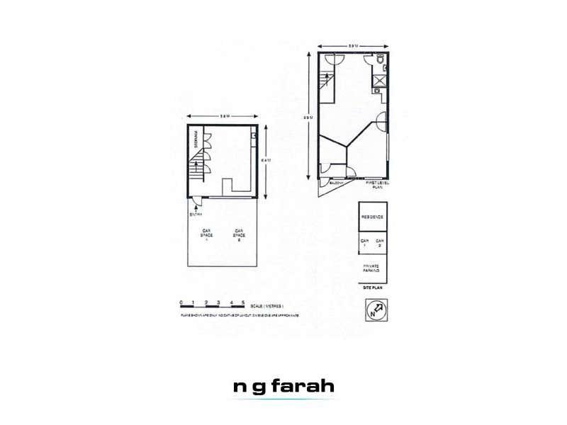 16/45-51 Huntley Street Alexandria NSW 2015 - Floor Plan 1
