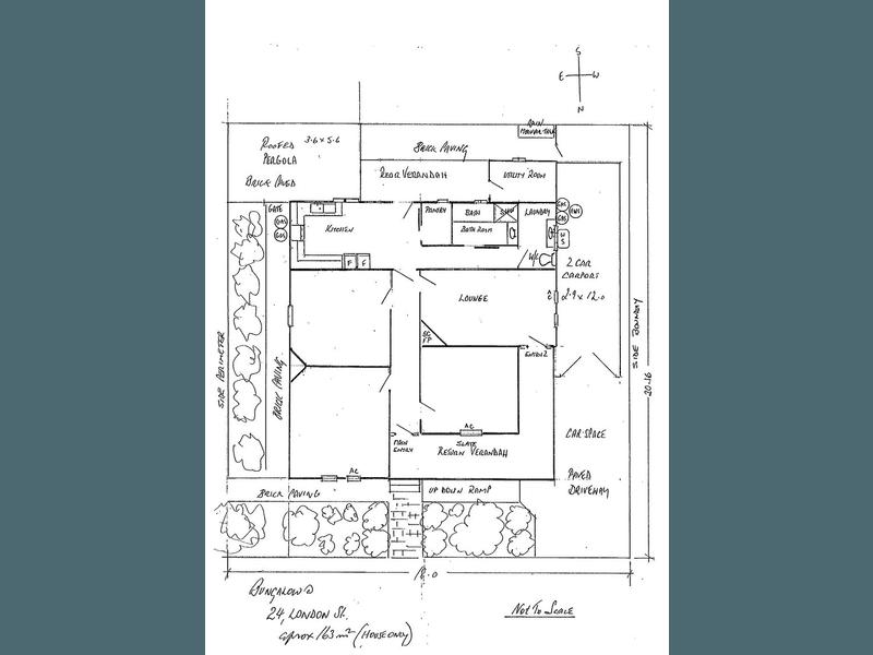 24 and 26 London Street Port Lincoln SA 5606 - Floor Plan 1