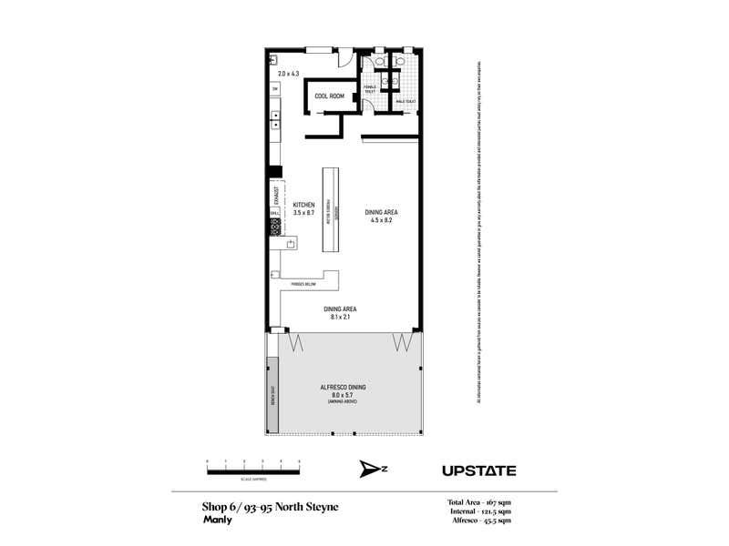 6/93-95 North Steyne Manly NSW 2095 - Floor Plan 1