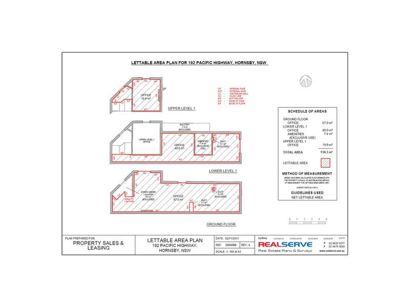 Whole, 192 Pacific Highway Hornsby NSW 2077 - Floor Plan 1