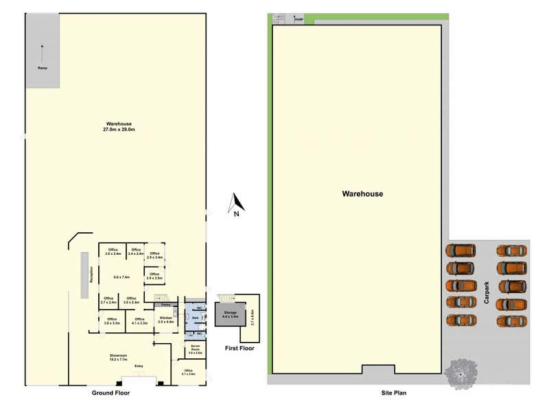 42-46 Gordon Avenue Geelong West VIC 3218 - Floor Plan 1