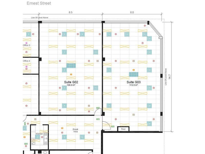 83 Alexander Street Crows Nest NSW 2065 - Floor Plan 1