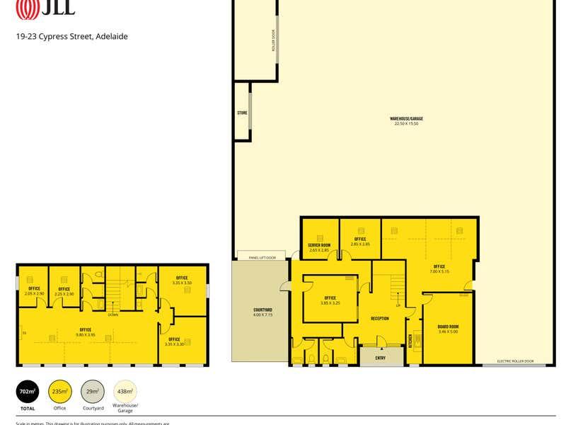 19-23 Cypress St Adelaide SA 5000 - Floor Plan 1