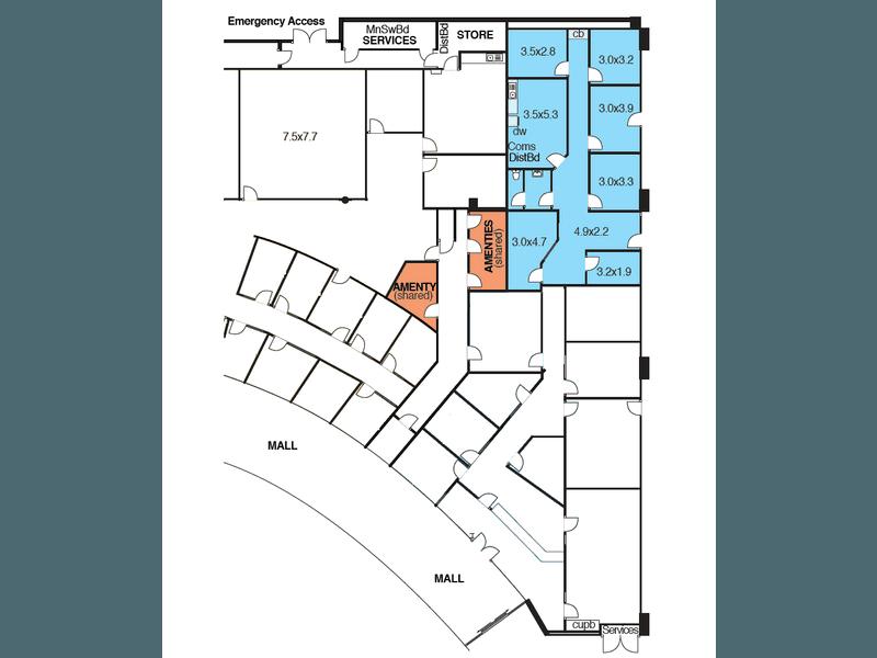2-10 Gawler Street Salisbury SA 5108 - Floor Plan 1