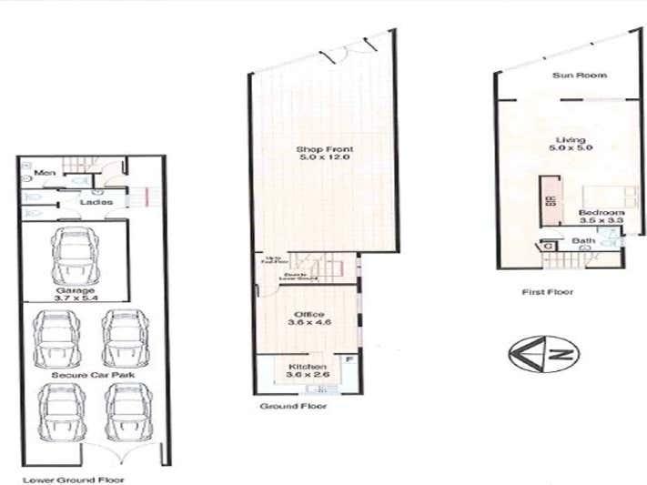 240 Victoria Road Gladesville NSW 2111 - Floor Plan 1