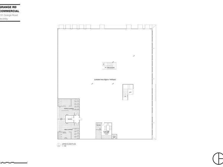 131 Grange Road Beverley SA 5009 - Floor Plan 2