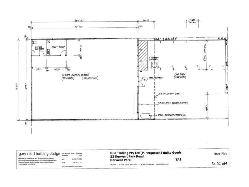 52 Derwent Park Road Derwent Park TAS 7009 - Floor Plan 2