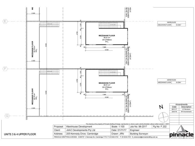 Unit 3, 205  Kennedy Drive Cambridge TAS 7170 - Floor Plan 2