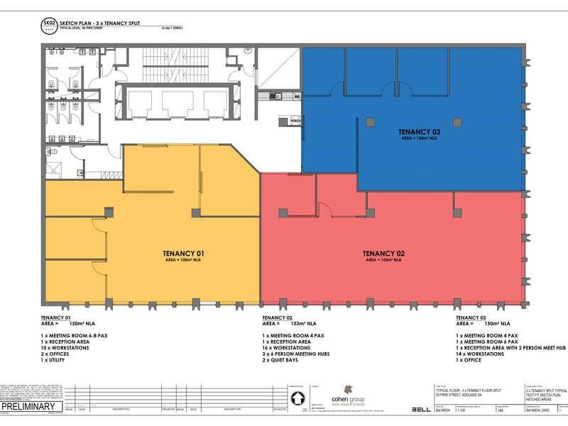 50 Pirie Street Adelaide SA 5000 - Floor Plan 2