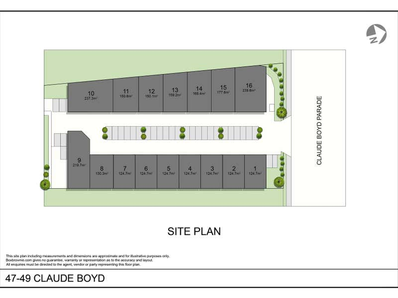 11/47-49 Claude Boyd Parade Bells Creek QLD 4551 - Floor Plan 1