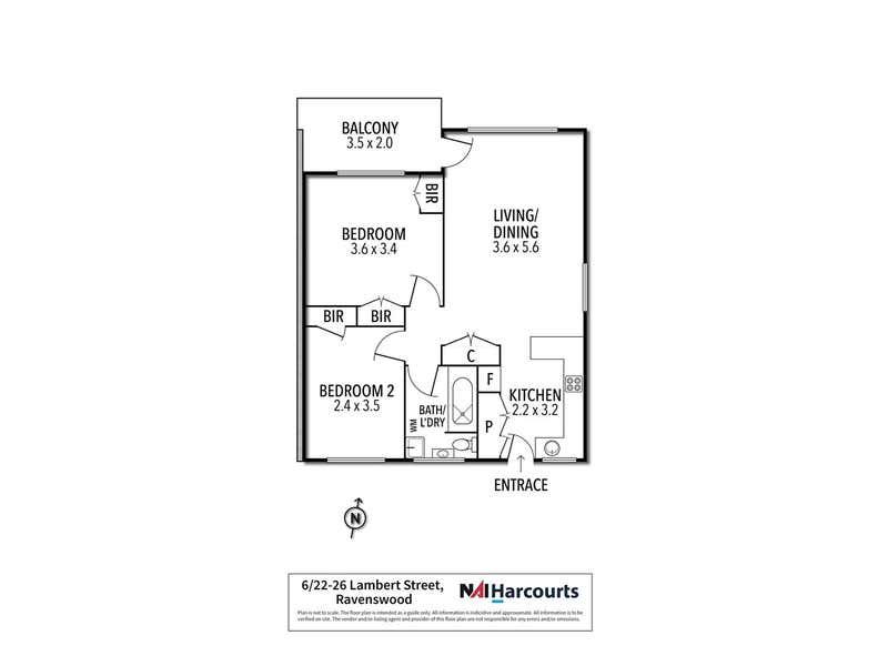 22-26 Lambert Street Ravenswood TAS 7250 - Floor Plan 1