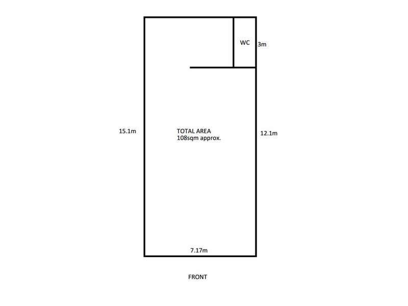 9 RAFFERTY STREET Wingfield SA 5013 - Floor Plan 1