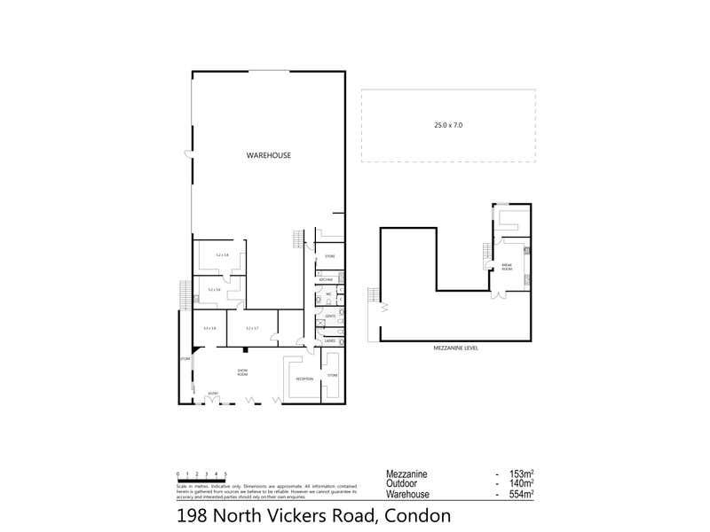 198 North Vickers Road Condon QLD 4815 - Floor Plan 1
