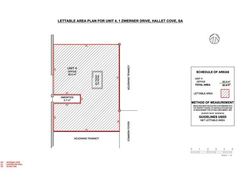 3 & 4/1 Zwerner Drive Hallett Cove SA 5158 - Floor Plan 2