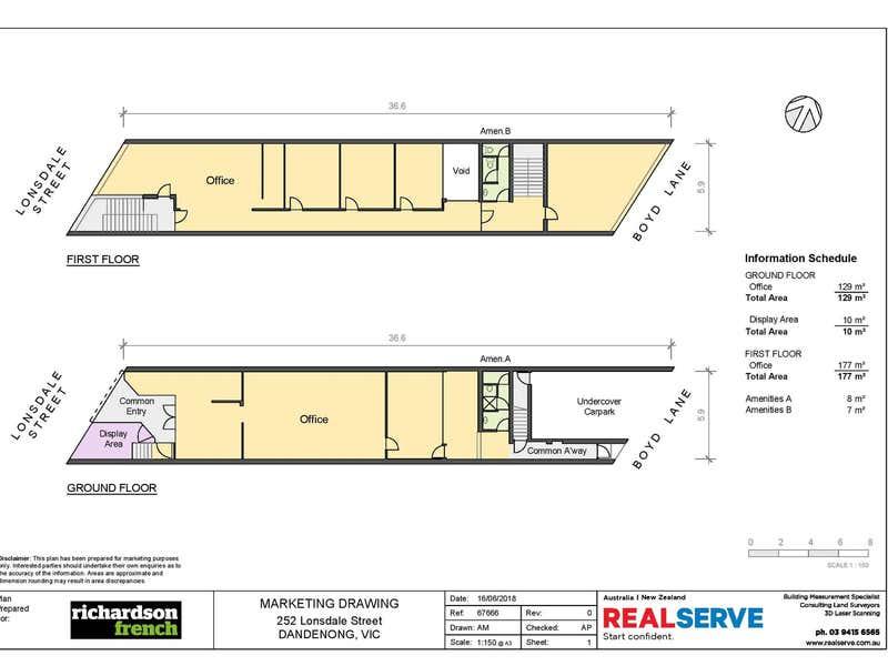 Ground Floor, 252 Lonsdale Street Dandenong VIC 3175 - Floor Plan 2