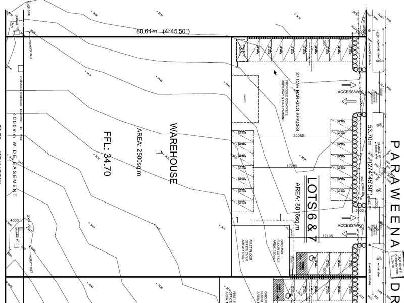 Paraweena Estate, 12 Paraweena Dr Truganina VIC 3029 - Floor Plan 1