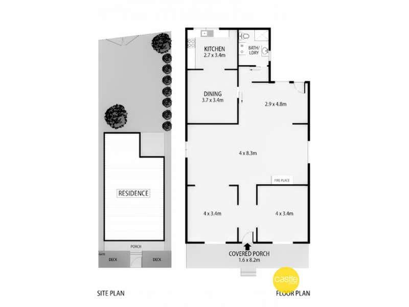 108 Maitland Rd Islington NSW 2296 - Floor Plan 1