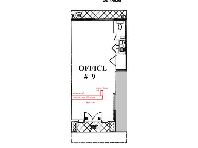 1/16-18 Metro Parade Mawson Lakes SA 5095 - Floor Plan 1