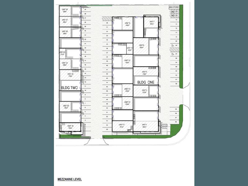 The Workstores Wakerley, 35 Ingleston Rd Wakerley QLD 4154 - Floor Plan 2
