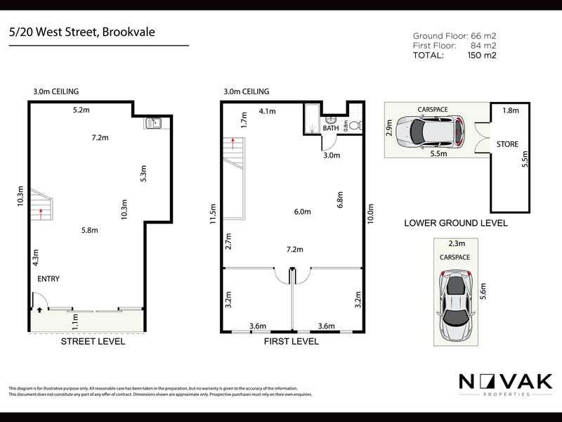5/20 West Street Brookvale NSW 2100 - Floor Plan 1