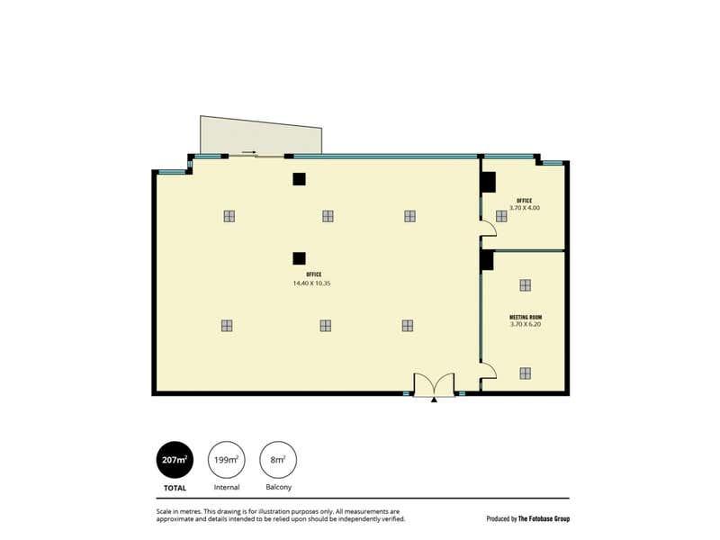 901/147 Pirie Street Adelaide SA 5000 - Floor Plan 1
