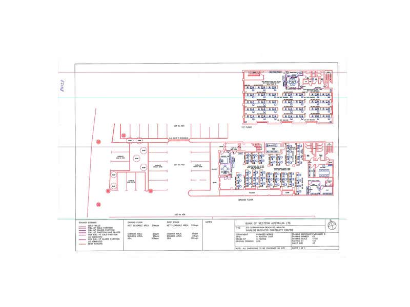 373 Scarborough Beach Road Innaloo WA 6018 - Floor Plan 1