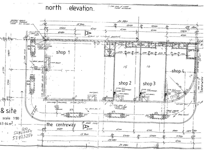 15-16 The Centre Way Lara VIC 3212 - Floor Plan 1