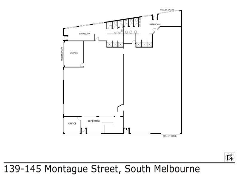 139-145 Montague Street South Melbourne VIC 3205 - Floor Plan 1