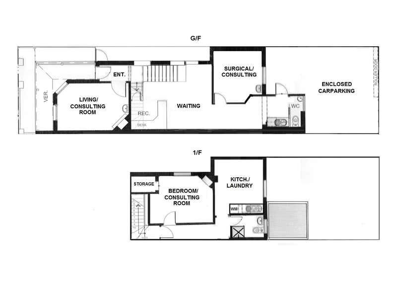 77 Erin Street Richmond VIC 3121 - Floor Plan 1