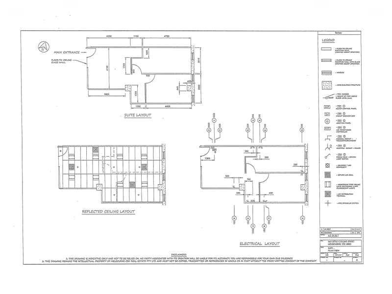 16/365 Little Collins Street Melbourne VIC 3000 - Floor Plan 1