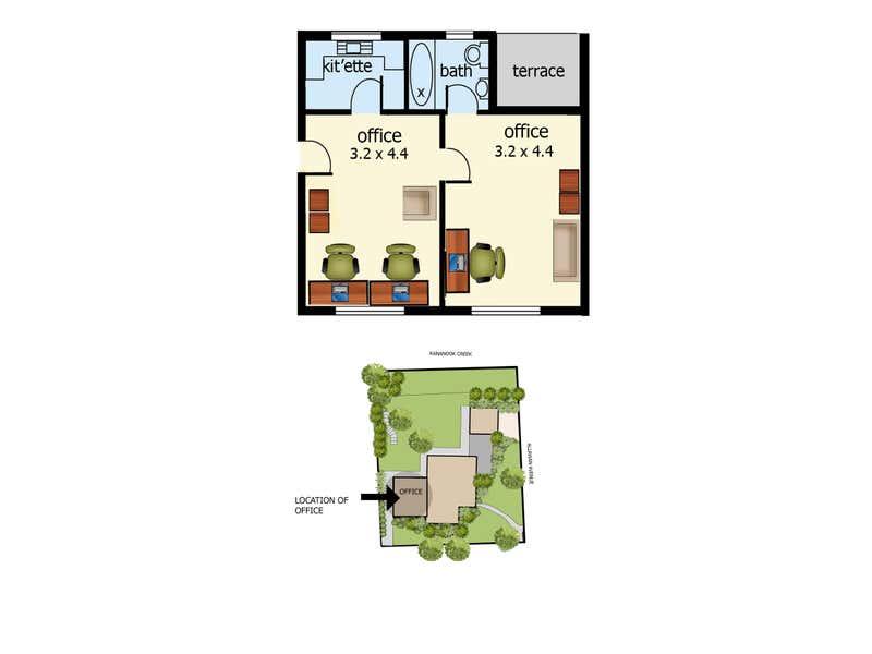 332A Nepean Highway Frankston VIC 3199 - Floor Plan 1