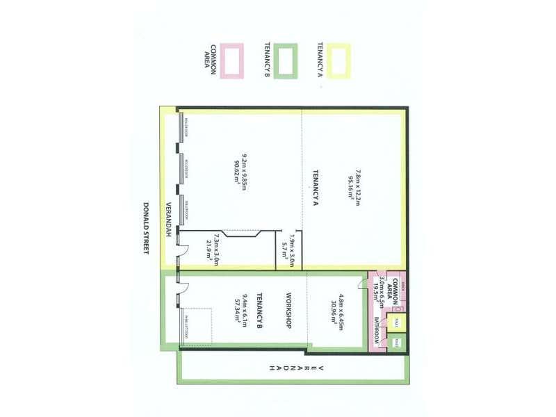 1 Donald Street, 1 Donald Street Strathalbyn SA 5255 - Floor Plan 1