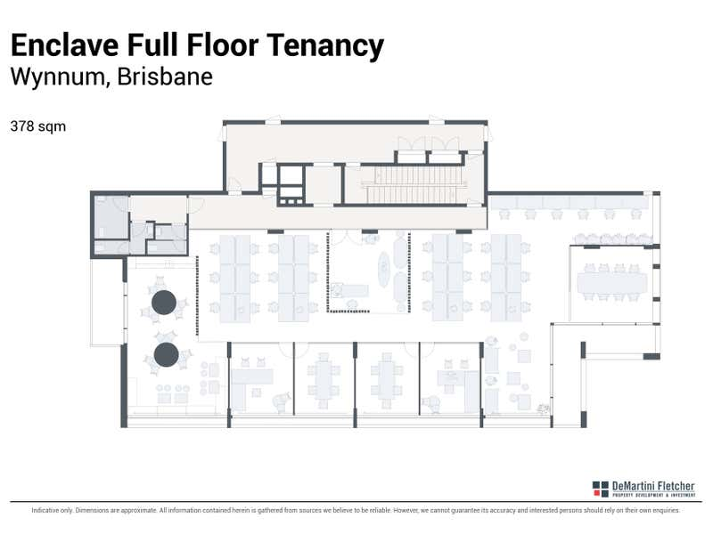 First Floor, 66 Bay Terrace Wynnum QLD 4178 - Floor Plan 1