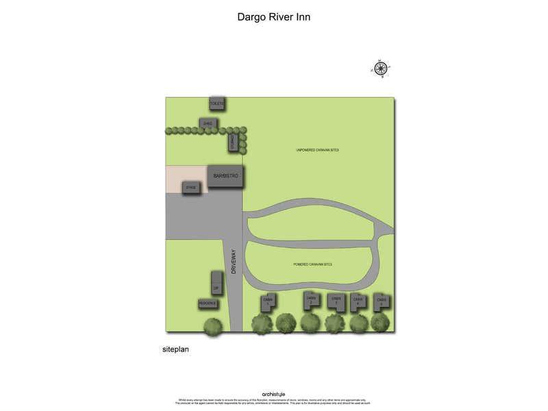 13 Lower Dargo Road Dargo VIC 3862 - Floor Plan 1