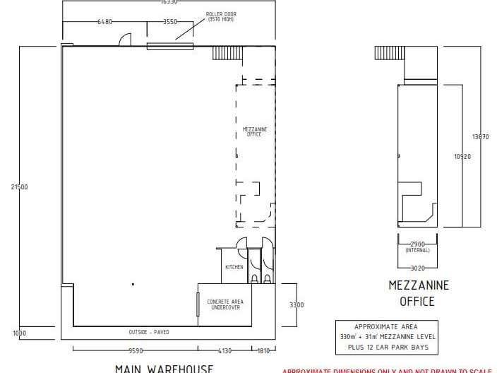 3/24 Attwell Street Landsdale WA 6065 - Floor Plan 1