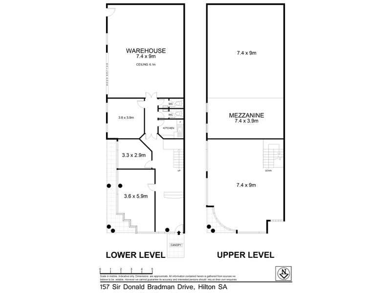 157 Sir Donald Bradman Drive Hilton SA 5033 - Floor Plan 1