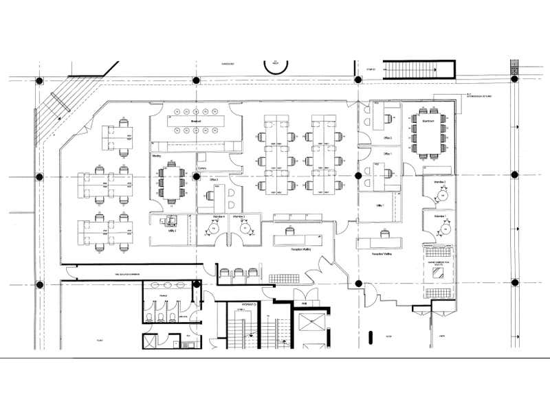 165 Grenfell Street Adelaide SA 5000 - Floor Plan 1