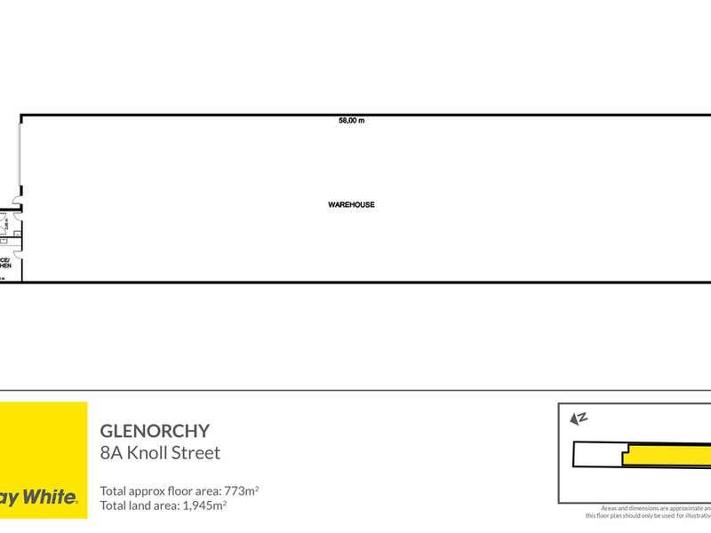 8A Knoll Street Glenorchy TAS 7010 - Floor Plan 1