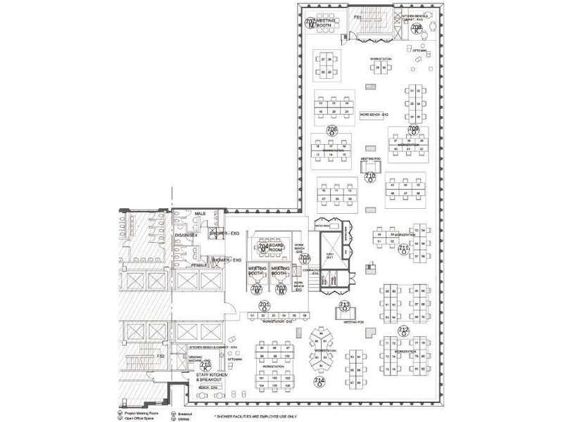 Wynyard Green, Level 7, 11-17 York Street Sydney NSW 2000 - Floor Plan 1