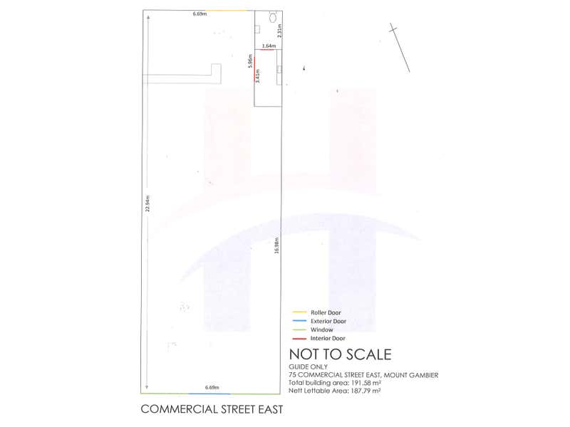 75 COMMERCIAL STREET EAST Mount Gambier SA 5290 - Floor Plan 1
