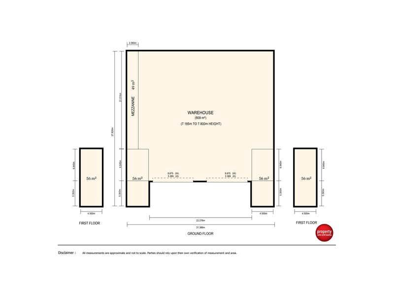 6 Noonan Place Ingleburn NSW 2565 - Floor Plan 1