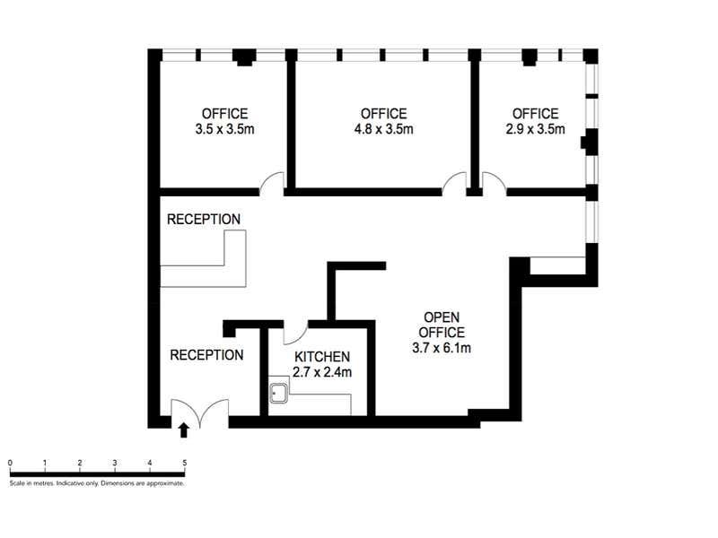 T3L2/82 Smith Street Darwin City NT 0800 - Floor Plan 1