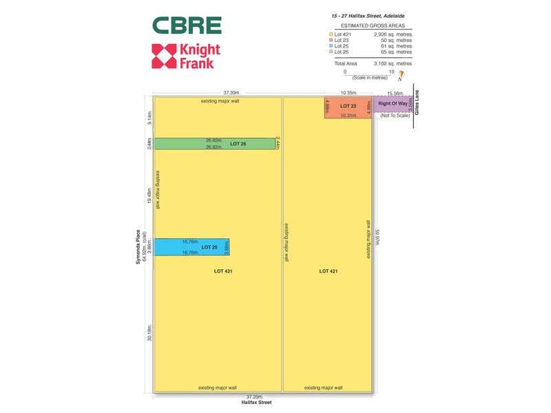 15-27 Halifax Street Adelaide SA 5000 - Floor Plan 1